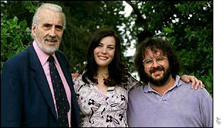 Upon finding out he'd been cut from the final film, Sir Christopher Lee was livid, and director Peter Jackson had to hand over Liv Tyler as way of apology.